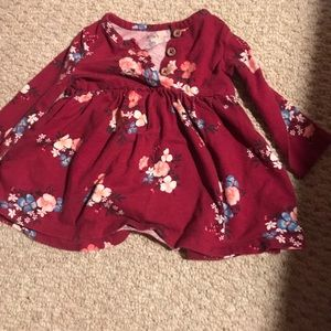 Carters size 3 month dress